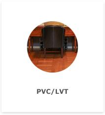 PVC-LVT vloeren Cock Lamboo